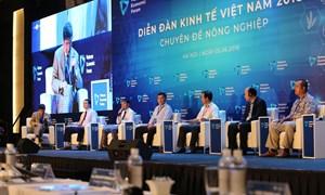 Diễn đàn Kinh tế Việt Nam: Tìm lời giải về vốn cho trung và dài hạn