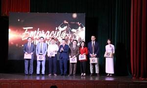 Amway đồng hành cùng Việt Nam tham gia Tàu SSEAYP