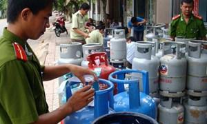 Khó kiểm soát gian lận trong kinh doanh khí hóa lỏng