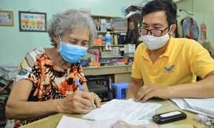Ngành BHXH Việt Nam tăng cường các biện pháp phòng, chống dịch Covid-19