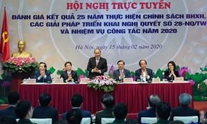 BHXH Việt Nam bảo đảm vững chắc trụ cột an sinh xã hội