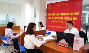 Triển khai tháng đồng hành cùng người nộp thuế thực hiện quyết toán thuế