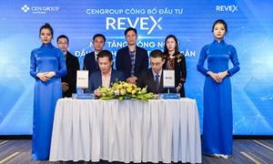 """CenGroup """"rót"""" 1 triệu USD đầu tư vào nền tảng công nghệ Revex"""