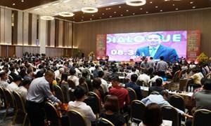 Gần 500 doanh nghiệp, nhà đầu tư tham dự Tọa đàm mùa xuân 2019 tại Đà Nẵng