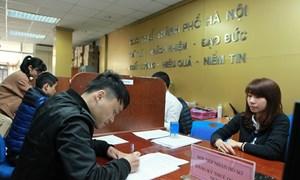 Cục Thuế TP. Hà Nội tiếp nhận thủ tục hành chính thuế cả ngày thứ Bảy