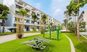 """Khu đô thị N10 """"vén"""" tấm rèm bí mật tại """"trung tâm mới"""" quận Long Biên"""