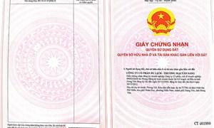 Sổ đỏ hoàn thiện - Phố Nối House trở thành tâm điểm đầu tư tại Hưng Yên