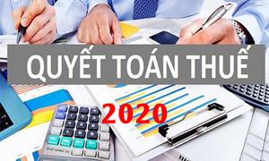 3 lưu ý đối với người nộp thuế khi quyết toán thuế thu nhập cá nhân năm 2020