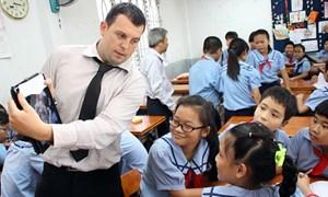 Ba tháng triển khai, hơn 64% số lao động người nước ngoài tham gia BHXH
