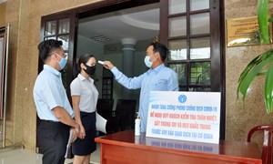 BHXH Việt Nam hỗ trợ người dân thực hiện khai báo y tế điện tử trong mùa dịch Covid-19