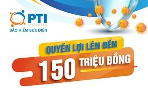 Toàn bộ nhân viên bưu điện của VNPOST được mua bảo hiểm ANTI-COVID