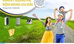 """Sun Life Việt Nam triển khai chương trình """"Khuấy động hè rộn ràng ưu đãi"""""""