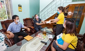 Chi trả lương hưu, trợ cấp BHXH qua ATM, tại nhà được thực hiện như thế nào?
