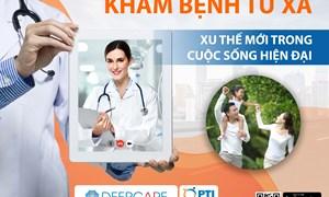 """PTI đồng hành cùng Deepcare Việt Nam triển khai """"Tuần lễ tư vấn, khám bệnh trực tuyến miễn phí"""