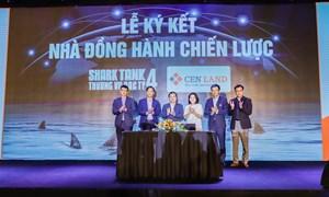 Cen Land (CRE): Tiếp sức cho khát vọng khởi nghiệp
