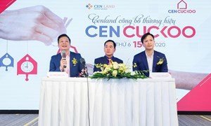 CenLand ra mắt thương hiệu Cen Cuckoo