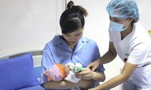 Từ 1/7/2019, lao động nữ hưởng trợ cấp thai sản theo mức mới