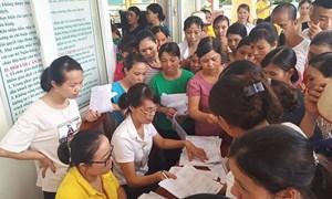 Bước tiến mới trong thực hiện Nghị quyết số 28-NQ/TW về cải cách BHXH