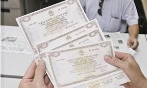 Kho bạc Nhà nước huy động thêm 2.692 tỷ đồng từ phát hành trái phiếu chính phủ