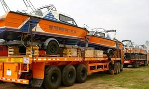 Tăng cường phòng, chống lụt bão, đảm bảo an toàn tuyệt đối tài sản, hàng dự trữ quốc gia