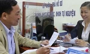 Nhiều lợi ích cho người lao động khi tham gia BHXH tự nguyện