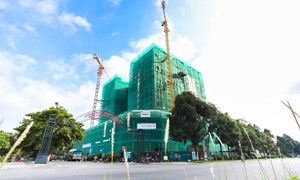 Dabaco Group cất nóc dự án cao cấp Lotus Central