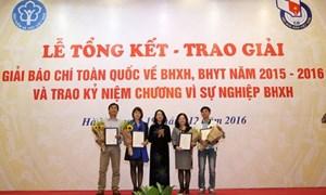 BHXH Việt Nam tổ chức Cuộc thi viết về BHXH, BHYT