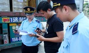 6 tháng, Hải quan TP. Hà Nội phát hiện, xử lý 524 vụ vi phạm