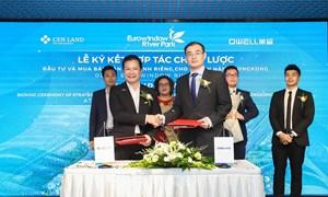 Khách hàng Hong Kong mua hơn 100 căn hộ dự án Eurowindow River Park