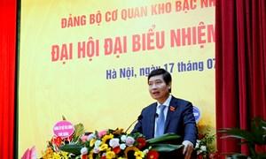 Đại hội Đảng bộ cơ quan Kho bạc Nhà nước Trung ương nhiệm kỳ 2020-2025 thành công tốt đẹp