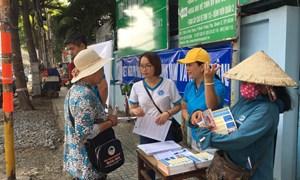 Gần 90.000 người tham gia BHXH, BHYT sau 2 ngày ra quân hưởng ứng Ngày BHYT Việt Nam