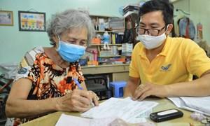 Thực hiện tốt việc chi trả lương hưu, trợ cấp BHXH, BHTN trong thời gian phòng, chống dịch COVID-19