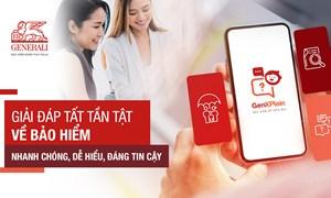 """Generali Việt Nam ra mắt tính năng hỏi đáp về bảo hiểm """"GenXPlain"""""""