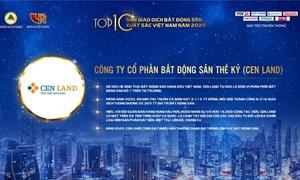 Cen Land giành 3 giải thưởng của Hội Môi giới Bất động sản Việt Nam