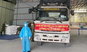 Xuất cấp hơn 8.360 tấn gạo hỗ trợ người dân gặp khó khăn do dịch COVID-19