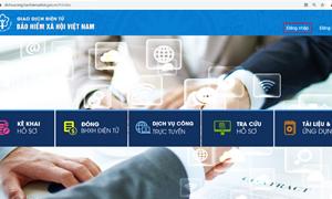 Hướng dẫn thay đổi thông tin giao dịch điện tử cá nhân với cơ quan bảo hiểm xã hội