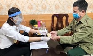 Hướng dẫn chi trả lương hưu, trợ cấp BHXH  tháng 9, 10/2020 tại tỉnh Hải Dương