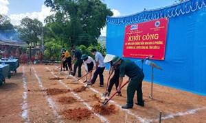 BIC tài trợ kinh phí xây dựng điểm trường cho trẻ em vùng cao tại Sơn La