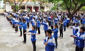 Nỗ lực hoàn thành mục tiêu bao phủ BHYT đến 100% học sinh, sinh viên