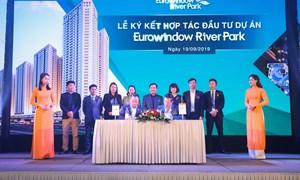 CenLand và Eurowindow Holding hợp tác phát triển dự án Eurowindow River Park