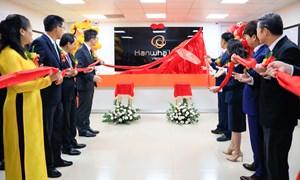 Hanwha Life Việt Nam khai trương Văn phòng kinh doanh, Trung tâm phục vụ khách hàng tại TP. Hồ Chí Minh