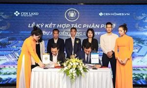 Cen Land chính thức trở thành Tổng Đại lý phân phối dự án Kiến Hưng Luxury