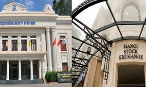 Đề xuất thành lập Sở Giao dịch Chứng khoán Việt Nam theo mô hình công ty mẹ - công ty con