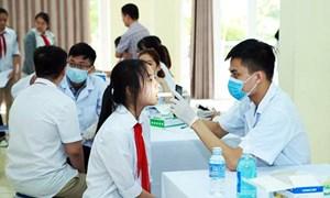 Những tiến bộ vượt bậc trong phát triển BHYT học sinh, sinh viên