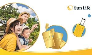 """""""Sống sung túc, đúc lộc vàng"""" cùng hàng nghìn quà tặng hấp dẫn từ Sun Life Việt Nam"""