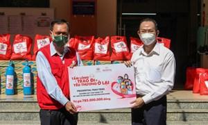 Prudential Việt Nam chung tay hành động cùng người dân Việt Nam vượt qua COVID-19