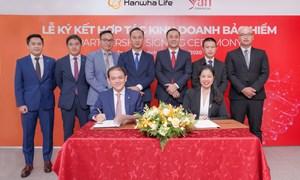 """Hanwha Life Việt Nam """"bắt tay"""" với Yan Financial để mang lại nhiều giá trị cho khách hàng"""