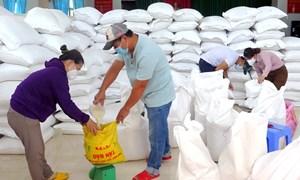Xuất cấp hơn 741 tấn gạo hỗ trợ người dân tỉnh Quảng Trị gặp khó khăn