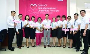 Chubb Life Việt Nam tổ chức ngày hội hiến máu nhân đạo tại TP. Hồ Chí Minh