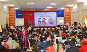 """Generali triển khai thành công Chương trình """"Sinh Con, Sinh Cha"""" tại TP. Cần Thơ và Đắk Lắk"""
